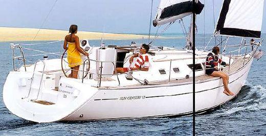 2001 Jeanneau Sun Odyssey 37