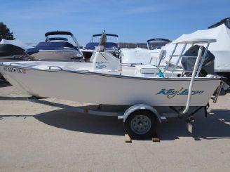 2002 Key Largo 160 CC
