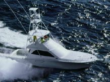 2000 Cabo Yachts 47 Flybridge Sportfisher