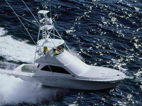 2000 Cabo Yachts 47 Flybridge Sportfisher