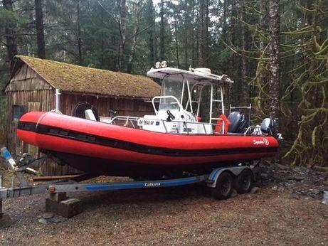 1994 American Eagle Mfg Safe Boat