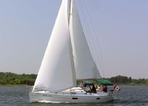 1995 Beneteau 351 Oceanis Sloop