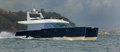2009 Dazcat Power catamaran