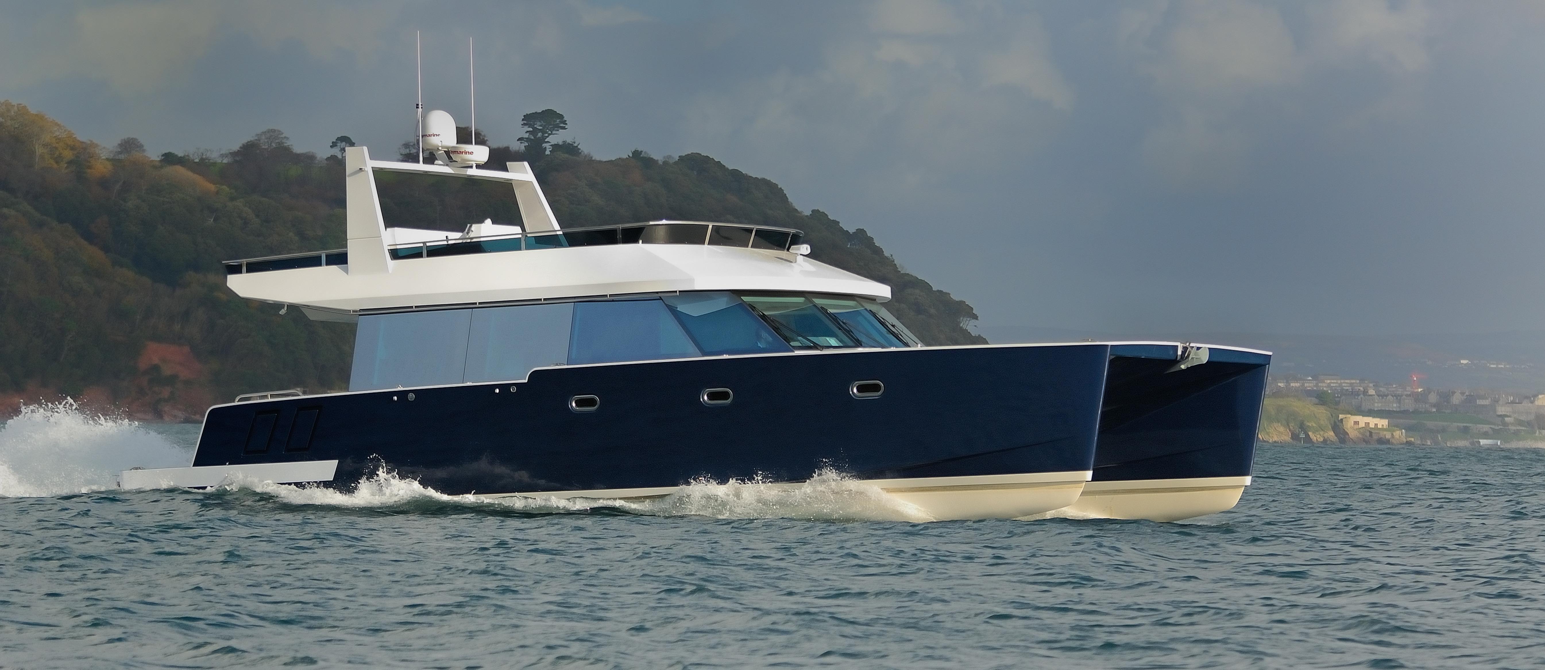 2009 Dazcat Power catamaran Power Boat For Sale - www ...  2009 Dazcat Pow...