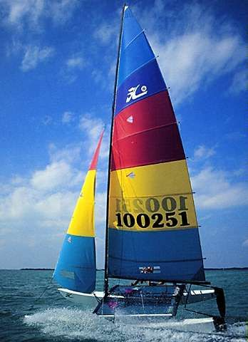 World Cat Boats For Sale >> 2019 Hobie Cat 16 Sail New and Used Boats for Sale
