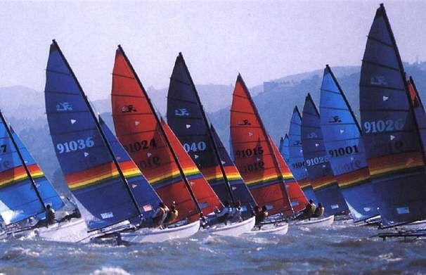 2019 Hobie Cat 16 Sail Boat For Sale - www yachtworld com