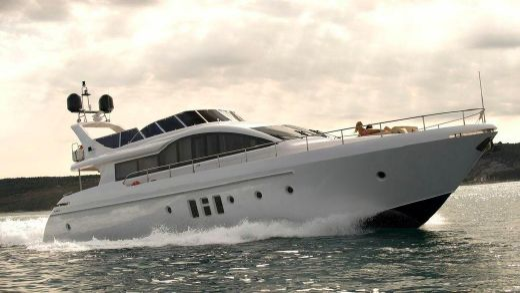 2014 Aqualiner 77.