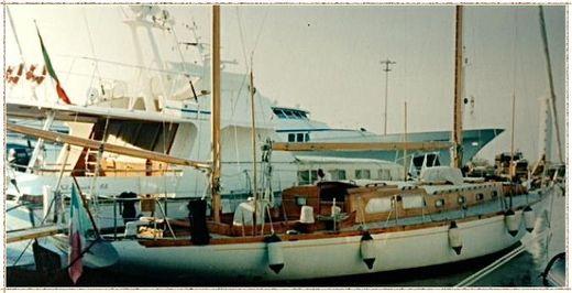 1960 Sangermani 50 Yawl