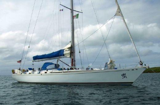 1982 German Frers Custom Sloop 65'