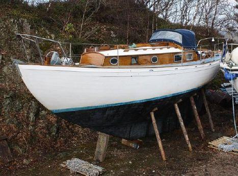 1960 Mcgruers / Feltham 8-ton sloop