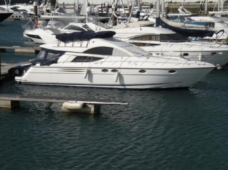 2002 Fairline Phantom 46