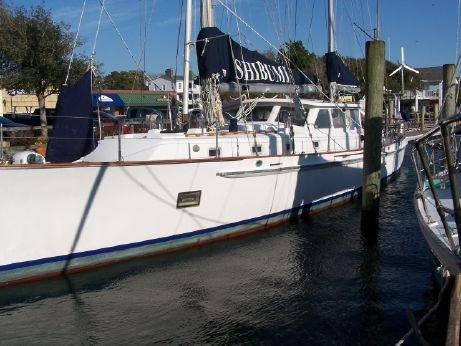 1973 Custom Ketch Twin Keel