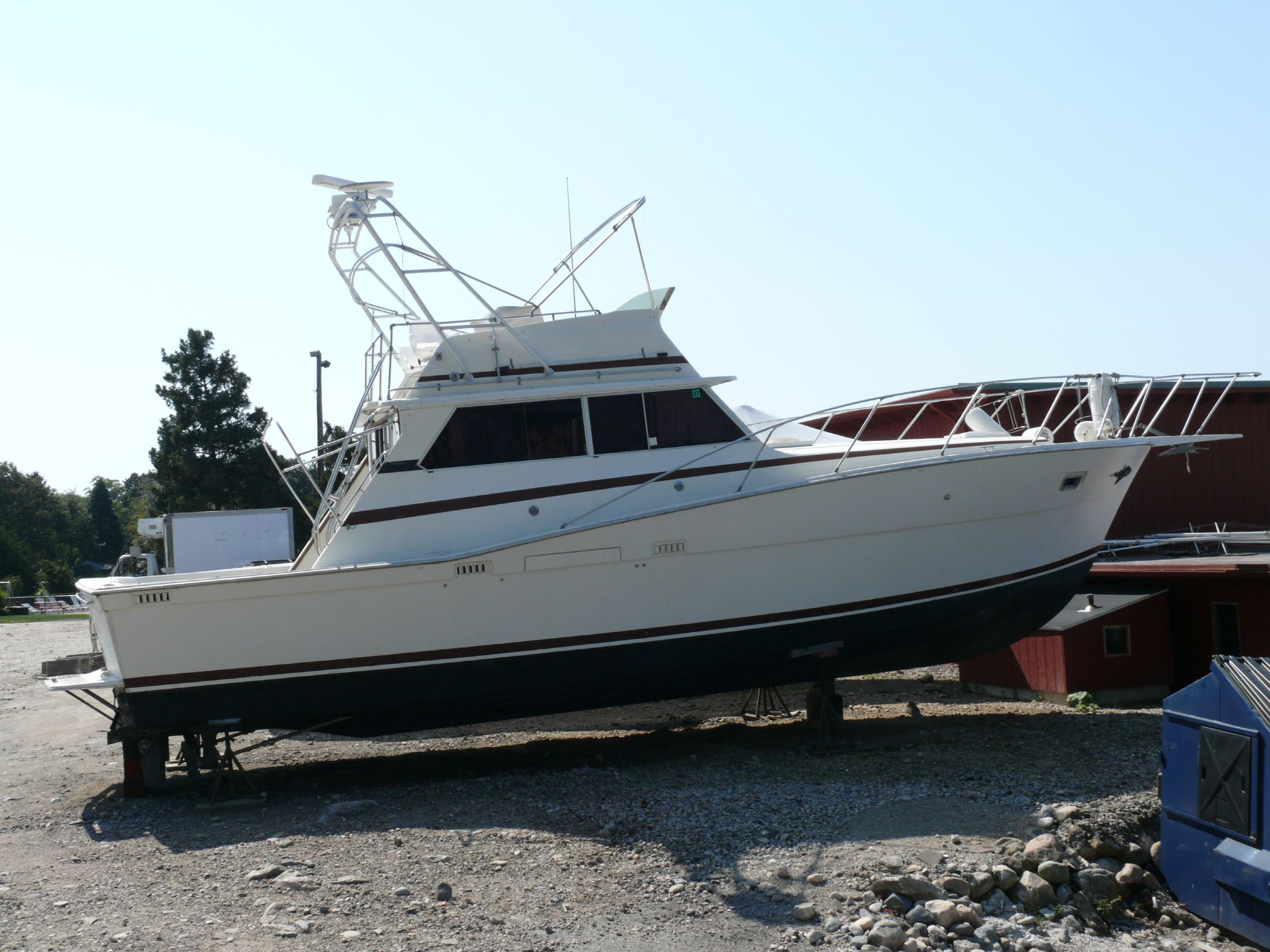 40 Ft Cabin Cruiser Pictures To Pin On Pinterest Pinsdaddy