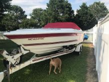 1989 Sea Ray 22 Pachanga
