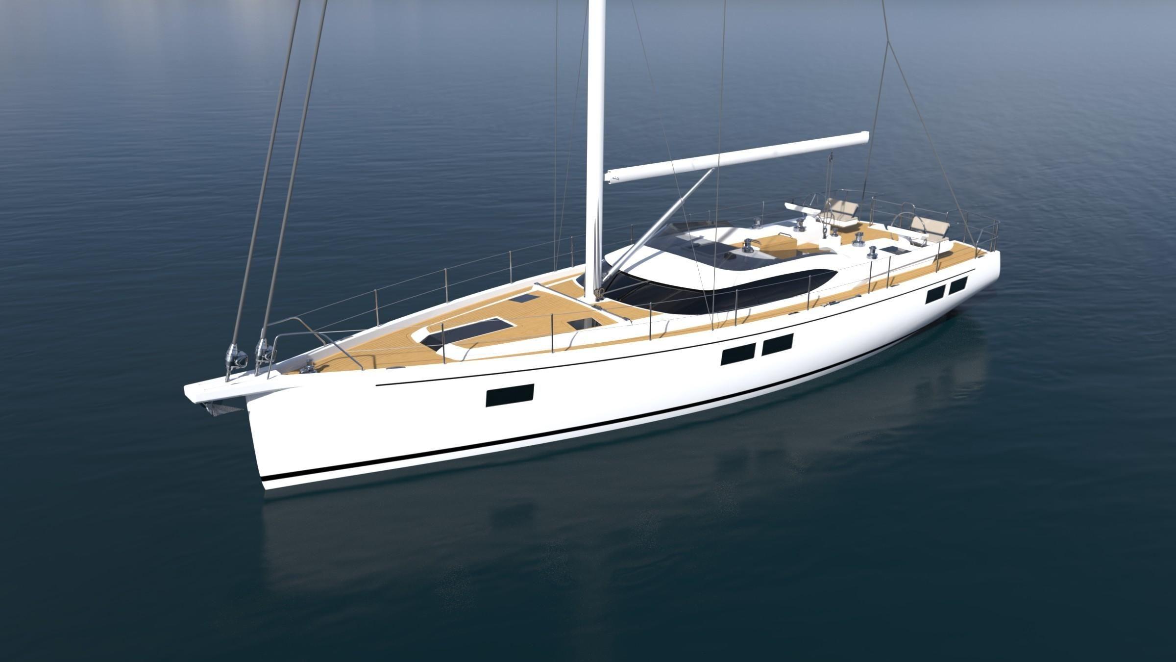 2018 Hylas Hylas 57 Sail Boat For Sale Www Yachtworld Com