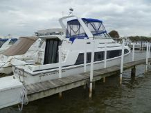 1987 Carver Yachts Mariner
