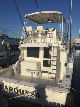 1989 Bertram 43 Sport Fisherman