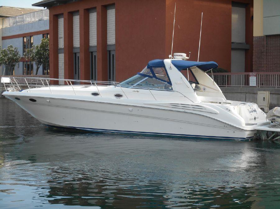 1998 Sea Ray 400 Sundancer for sale in Alamitos Bay