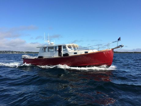 2014 Down East Boatworks Northern Bay 38 Lobsteryacht