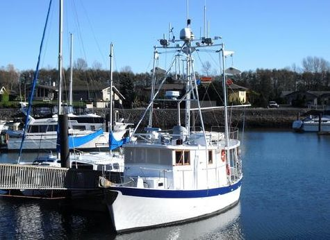 1973 Willard Trawler
