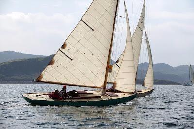 1929 Scottish Islands Od Bm Sloop