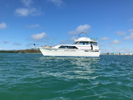 1978 Pacemaker 46 Motor Yacht