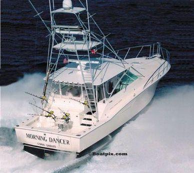 1999 Cabo Yachts 45 Express