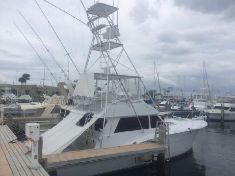 1973 Hatteras 45 C 2006 CAT POWER