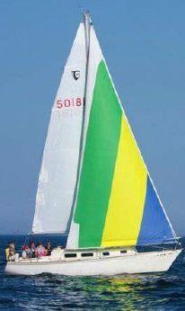 1976 Tartan 30 Sloop