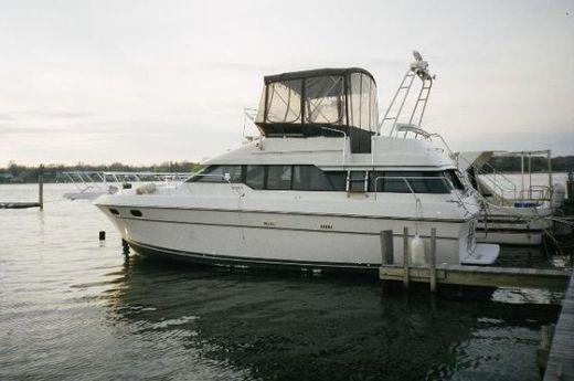 1989 Silverton 37 Motor Yacht