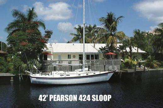 1979 Pearson 424 Sloop