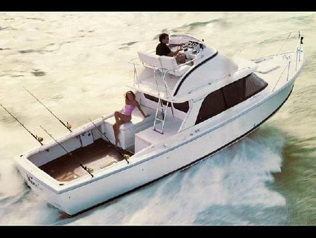 1980 Bertram 31 Sportfisher
