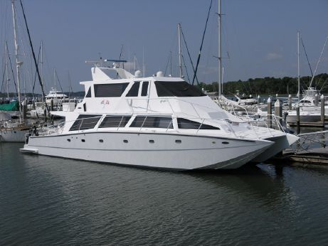 2003 Multihull Technologies 72' Multihull Technologies