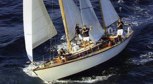 1997 Pichavant 42ft Bermudian Yawl