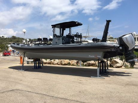 2012 Piranha Ribs Techno Marine RIB P10