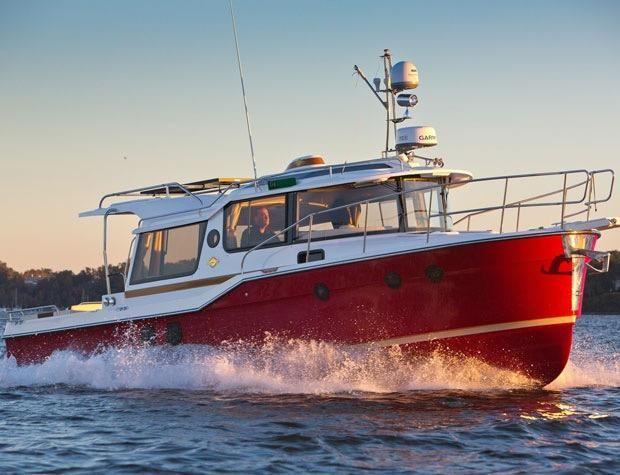 2018 Ranger Tugs R 29 S Power Boat For Sale Www