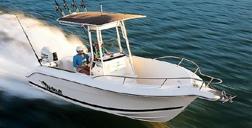 2003 Wellcraft 210 Fisherman