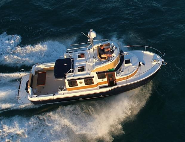 East Coast Diesel >> 2018 Ranger Tugs Command Bridge R-31CB Power Boat For Sale ...
