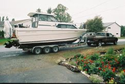 2000 Bayliner 2859