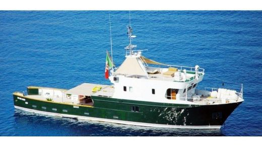2010 Luxury Trawler 2010