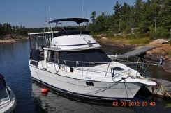 1987 Prowler 10M Aft Cabin