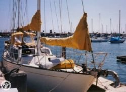 photo of 56' Columbia Custom Offshore Motorsailer