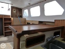 photo of Columbia Custom Offshore Motorsailer