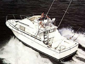 1988 Bertram 33 Sport Fisherman