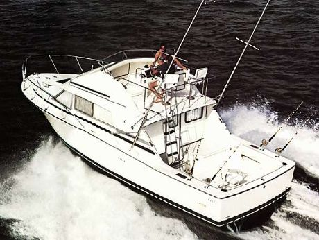 1988 Bertram 33 Sport Fisherman