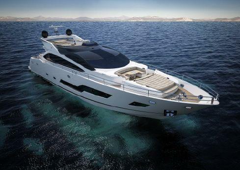 2015 Sunseeker 101 Sport Yacht