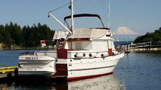1979 Formosa Pleasure Trawler