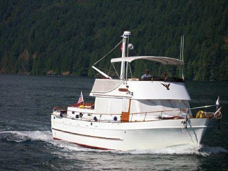 1979 40 Formosa Trawler