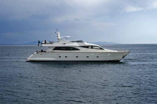 90' Falcon Yacht