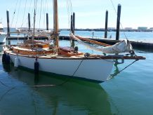 1910 George Lawley Gaff Rigged Sloop